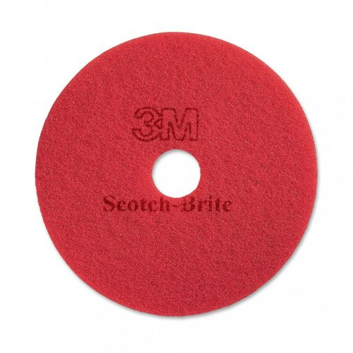 3M padkorong 406 mm piros