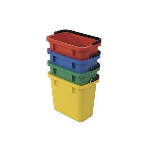 Numatic vödör 4 liter, sárga
