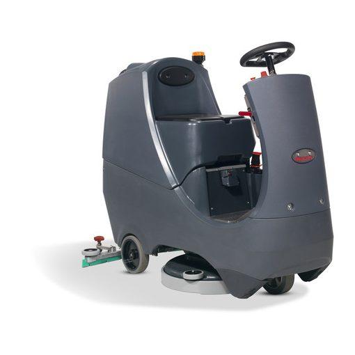 Numatic CRI8055T/100 vezetőüléses, akkumulátoros súroló-vízfelszedő gép