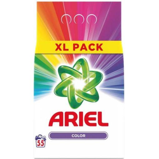 Ariel színes/fehér mosópor 4,125 kg