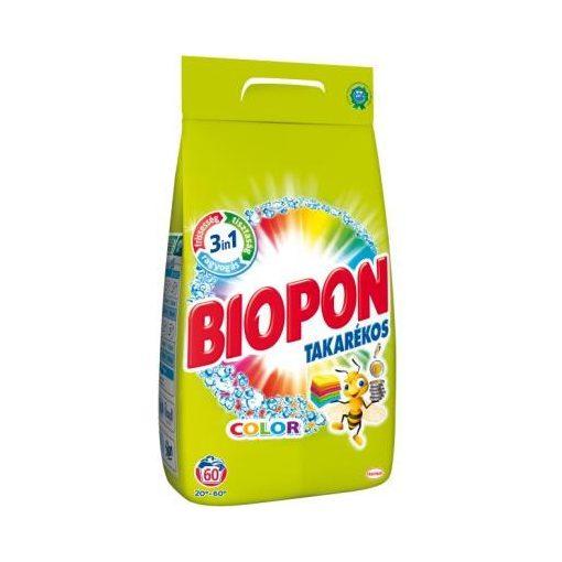 Biopon Kompakt Takarékos mosópor 4,2 kg