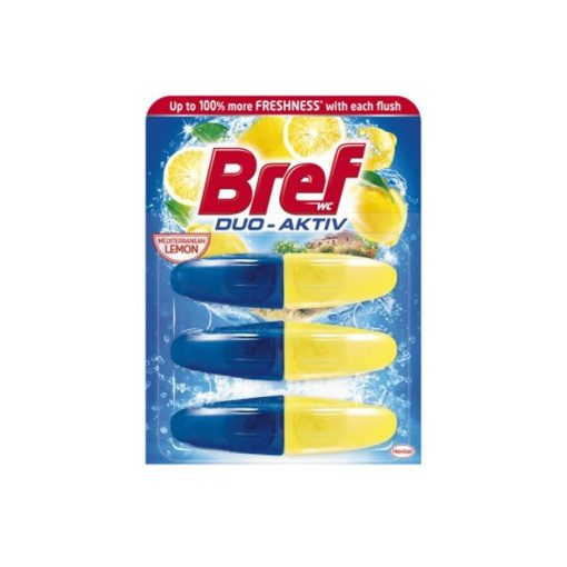 Bref Wc Gél Duo utántöltő 3x50 ml