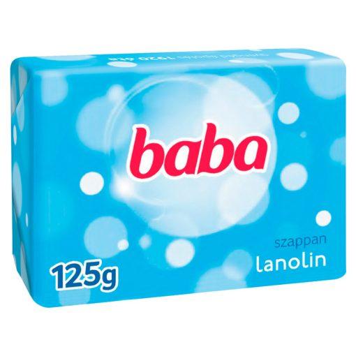 Lanollinos babaszappan 125 gr
