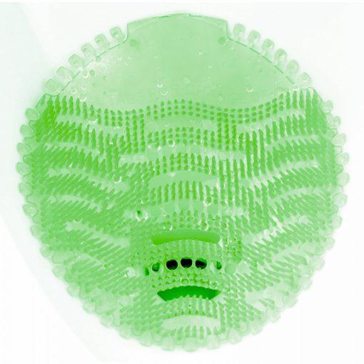 Piszoár illatosító rács, kiwi-grapefruit illat, zöld, 1db/csomag