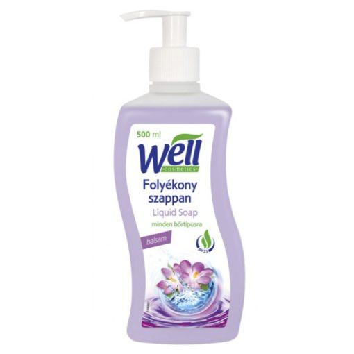 Well folyékony szappan, 500 ml, pumpás balzsam