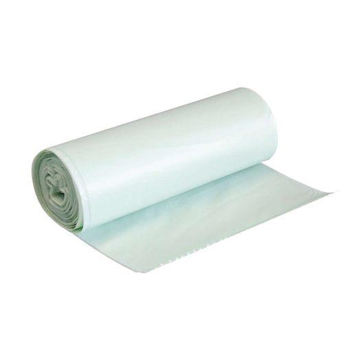 Sigron szemeteszsák 30 literes 500x600mm 0,010mm fehér 1000db