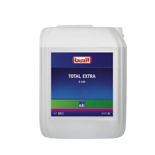 Buzil Total extra viasz és polimer eltávolító, 10 liter