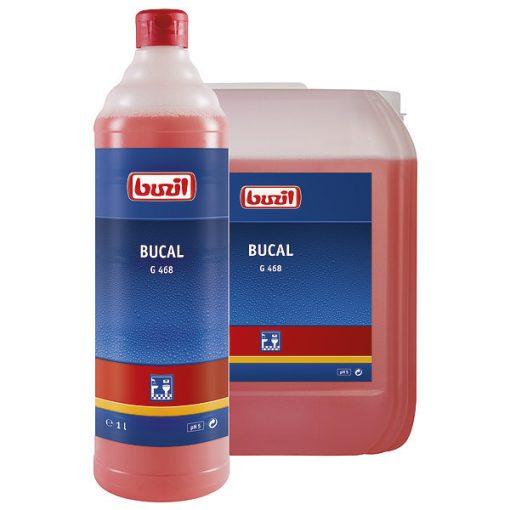 Buzil Bucal színtelen napi szaniter tisztító, 10 liter