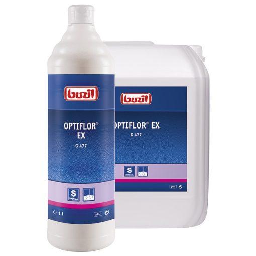 Buzil Optiflor Ex kárpit és szönyegtisztító gépekhez, 1 liter