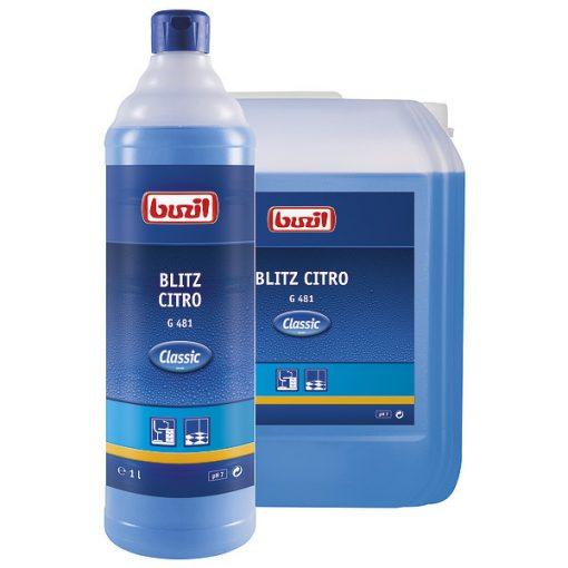 Buzil Blitz Citro semleges általános tisztítószer, 10 liter
