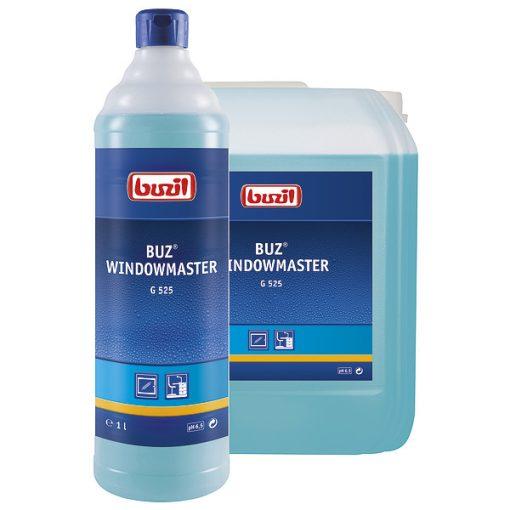 Buzil Window Master ablaktisztító gumis lehúzóhoz, 1 liter,