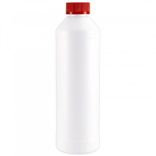 Buzil műanyag flakon kupakkal, 500 ml