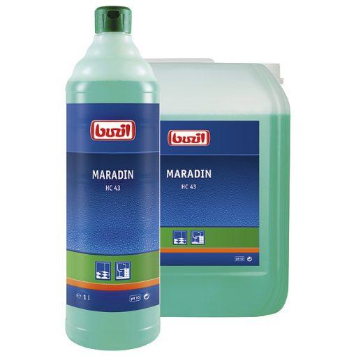 Buzil HC 43 Tass Intensiveriniger intenzív tisztítószer mindenre, 10 liter