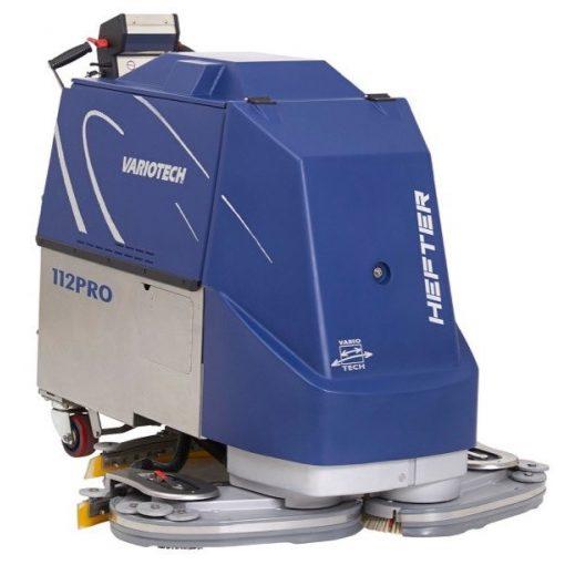 Hefter Variotech 112 PRO padlótisztító gép