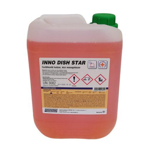 Inno-Dish Star mosogatószer, fertőtlenítő 5 liter
