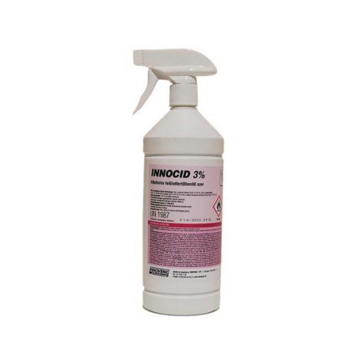 Innocid 3% oldat 1 liter szórófejes