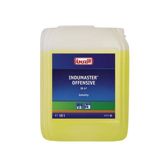 Buzil Indumaster offensive olaj, zsír oldó,habzásszegény, 10 liter