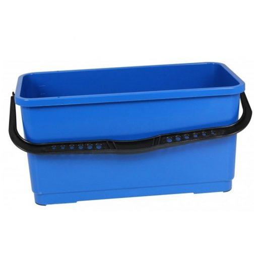 Euromop tartozék, vödör, 22 literes, kék, 7000022.05, tak.k.