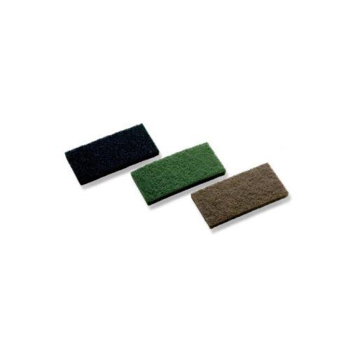 Euromop pad, csiszoló, 25 cm, barna, 7150012