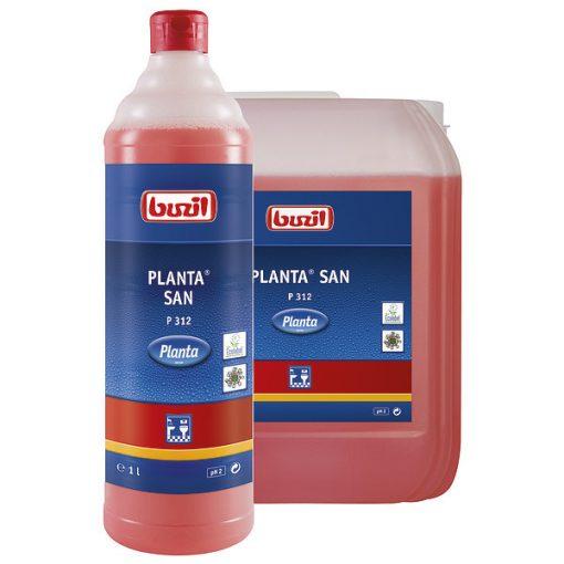 Buzil Planta San szaniter tisztítószer koncentrátum, 10 liter