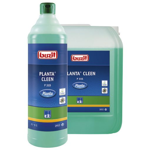 Buzil Planta Cleen padló mosó-ápolószer, 10 liter