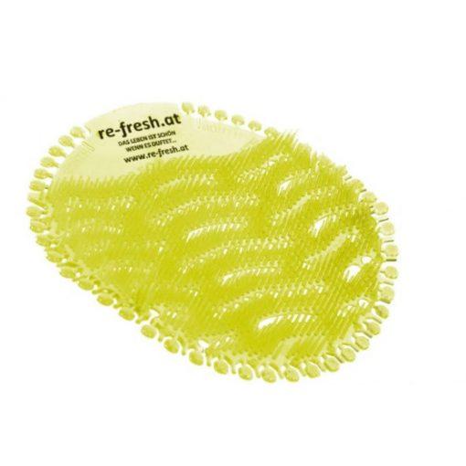 Sigron intenzív pissoir betét citrom illat, citromsárga, 2 db/csomag