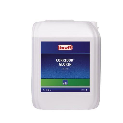Buzil Corridor glorin diszperzió, padló bevonó, magasfényű, 10 liter
