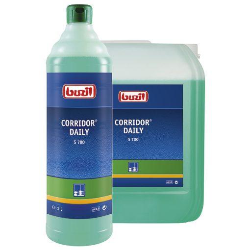 Buzil Corridor daily polimerbázisú ápoló tisztítószer, 1 liter