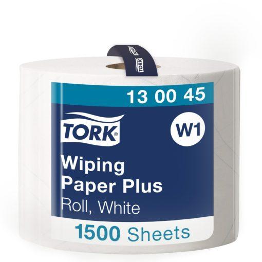 Tork törlőpapír plusz, tekercses W1 2r, fehér, 1x510m SCA130045