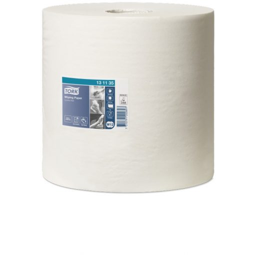 Tork törlőpapír, kombi tekercses W1/W2 Advanced, fehér 1 rétegű, 24,5x40 cm 460 m/1150 SCA131135