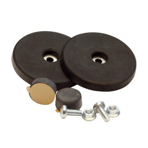 Tork mágneskészlet fekete 10 db/karton SCA206540