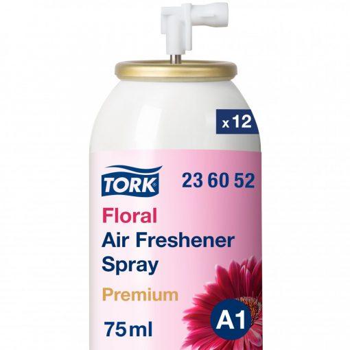 Tork Premium aerosol utántöltő A1 virág, 12x75ml SCA236052