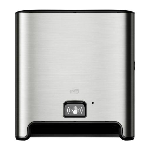 Tork Matic tekercses kéztörlő adagoló Intuition szenzorral H1 Image design, rozsdamentes acél/műanyag, 37,3x34,5x20,4 cm SCA460001