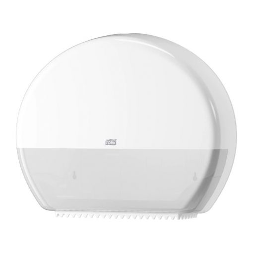Tork Jumbo toalettpapír adagoló T1 fehér SCA554000