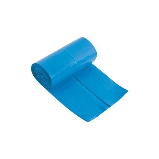 Szemeteszsák 45x50 cm 0.01 mm, 10 liter, 20 db kék