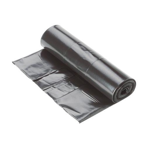 Szemeteszsák 50x60 cm 0.015 mm, 30 liter, 20db szürke