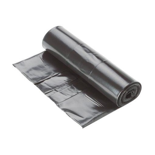 Szemeteszsák 60x80 cm 0.015 mm, 70 liter, 20 db szürke