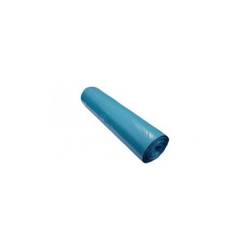 Szemeteszsák 70x110 cm 0.03 mm, 130 liter, 10 db kék