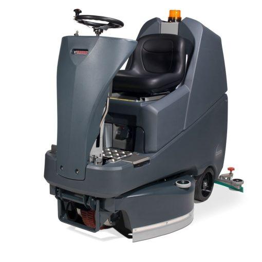 Numatic TRO650 vezetőüléses, akkumulátoros, súroló-vízfelszedő gép