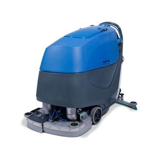 Numatic TTV5565/200T  akkumulátoros, súroló-vízfelszedő gép